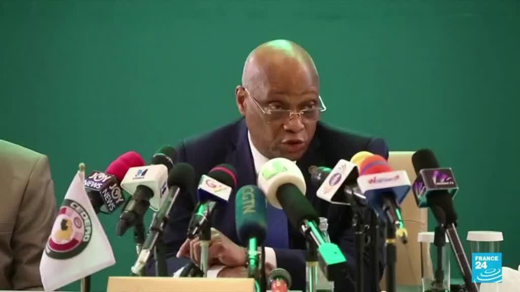 2021-09-17 08:34 West African bloc imposes sanctions on Guinea junta