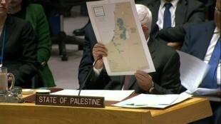 Mahmoud Abbas ONU
