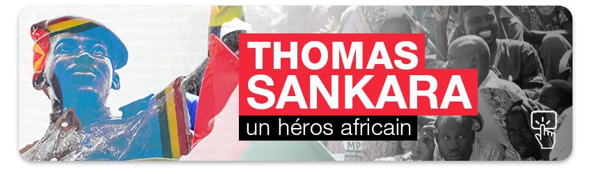 Arrivé au pouvoir par un coup d'État en 1983, Thomas Sankara a été tué le 15 octobre 1987.