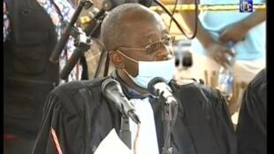 """Procès Kamerhe : enquête pour """"meurtre"""" ouverte en RDC après la mort d'un magistrat en charge d'un procès anti-corruption"""
