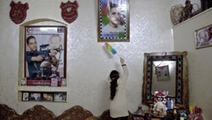 Sans titre (Death n° 33) Palestine, 2011-2012