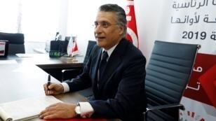 رجل الأعمال وقطب الإعلام نبيل القروي.
