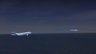 إيرباص تختبر تحليق طائراتها في أسراب كالطيور لتوفير الوقود