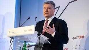 Ukrainian President Petro Poroshenko in Davos: 'For Russia, this election is a final chance to get its revenge'