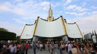 La iglesia La Luz del Mundo en Guadalajara , México, el 5 de junio de 2019.