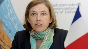 French Defence minister Florence Parly, pictured in August 2018, says she believes the Russian Satellite was trying to intercept France's communications