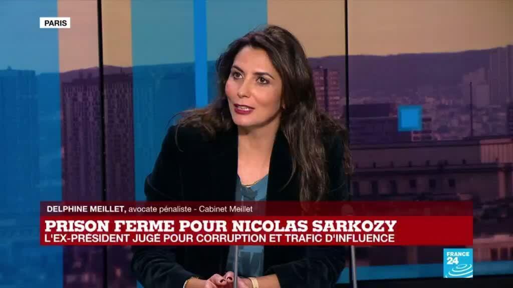2021-03-01 18:33 Prison ferme pour Nicolas Sarkozy : l'ex-Président jugé pour corruption et trafic d'influence