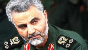 """قائد """"فيلق القدس الإيراني"""" الجنرال قاسم سليماني"""