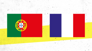Euro-2021 football portugal France