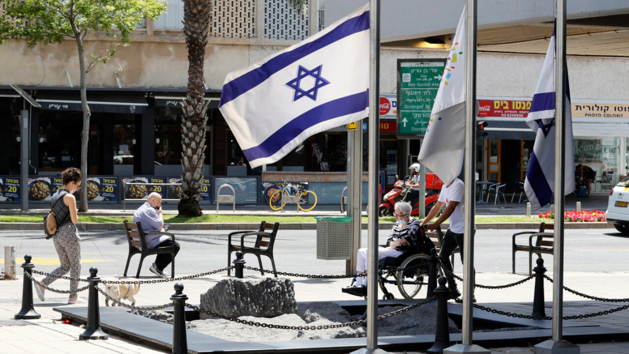 Israel-mourning