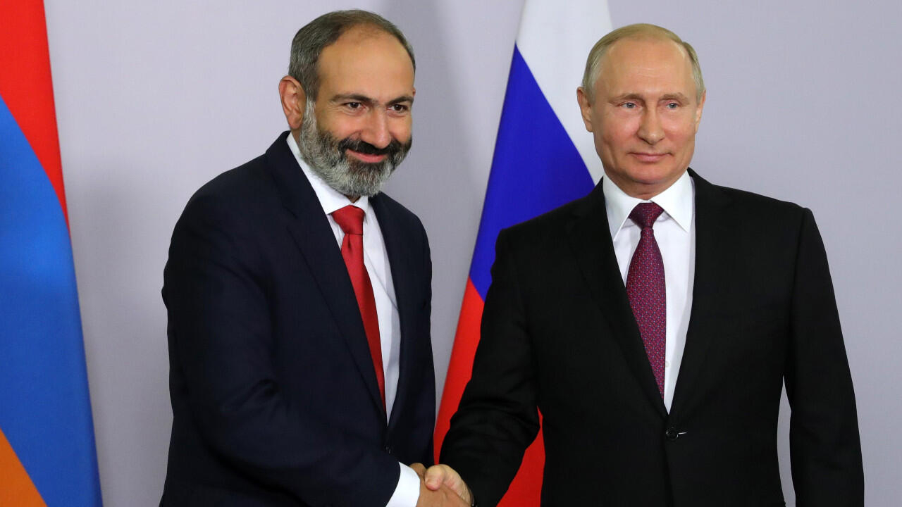 Armenia requests Russia's help after no new trucein Nagorno-Karabakh conflict