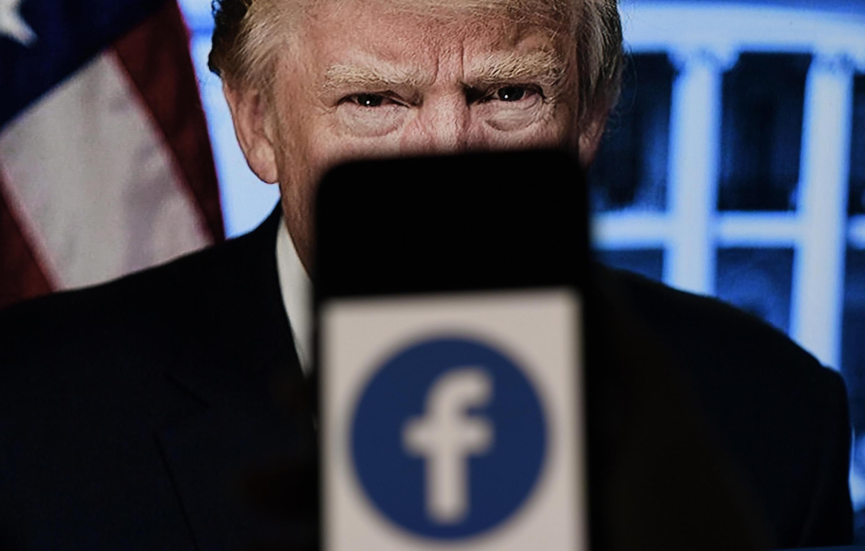Le conseil des sages de Facebook attendu au tournant sur le sort du compte de Trump