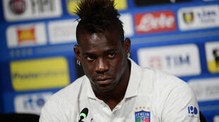 Mario Balotelli has 36 caps for Italy but only one since 2014