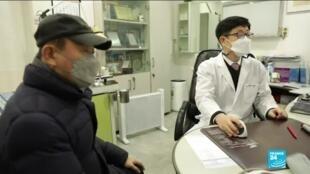 2021-01-27 12:06 Covid-19 : en Corée du Sud, la population méfiante envers le vaccin