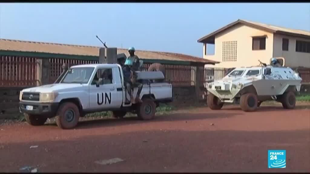 2021-01-22 14:46 Central African Republic declares state of emergency after armed attacks, UN calls for peacekeeping