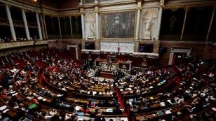 La Asamblea Nacional adopta el proyecto de ley contra violencia sexual y sexista. 1 de agosto de 2018.