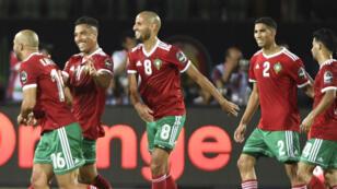 Le Maroc, déjà qualifié, aborde en confiance son dernier match de groupe face à l'Afrique du Sud, lundi 1er juillet.