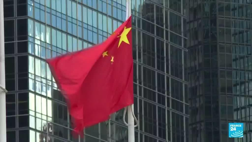 """2021-09-16 18:06 Contrats de sous-marins : pour Pékin, la vente américaine """"sape gravement la paix"""""""