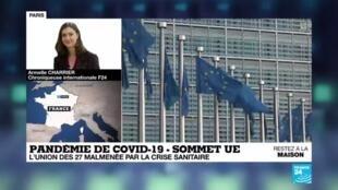 2020-04-23 09:03 Pandémie de Covid-19 dans l'UE : Quelle réponse politique peuvent apporter les 27 ?