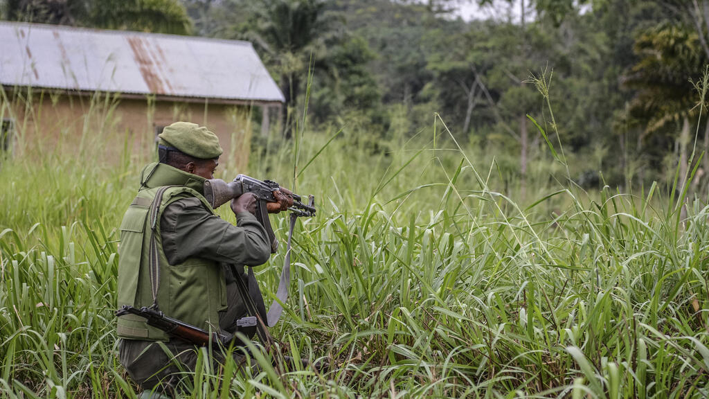 DR Congo declares a 'state of siege' over worsening violence in east thumbnail