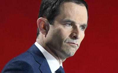 Outsider Hamon shakes up primary race