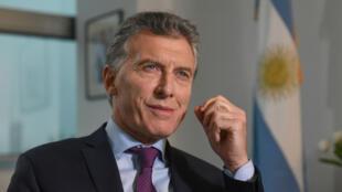 Mauricio Macri, presidente de Argentina, impulsa varias reformas económicas en el país.