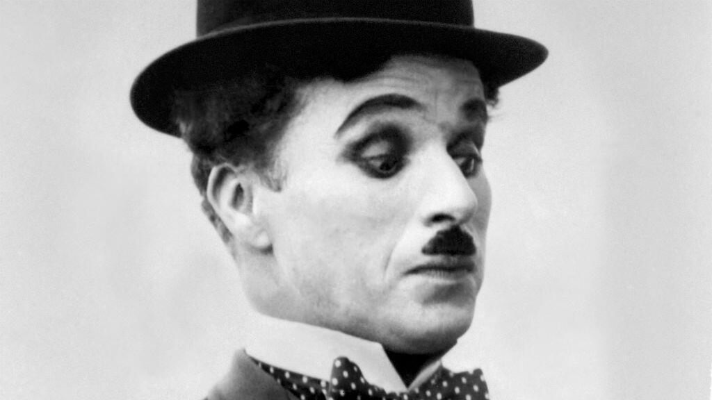 Charlot fue uno de los personajes más reconocidos de Charles Chaplin.