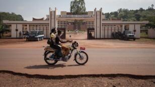 Bangui, en Centrafrique, fait partie des villes les plus à risque en raison du changement climatique.