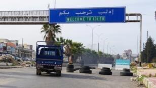 Jihadist-held Idlib is the last major part of Syria still outside the regime's control