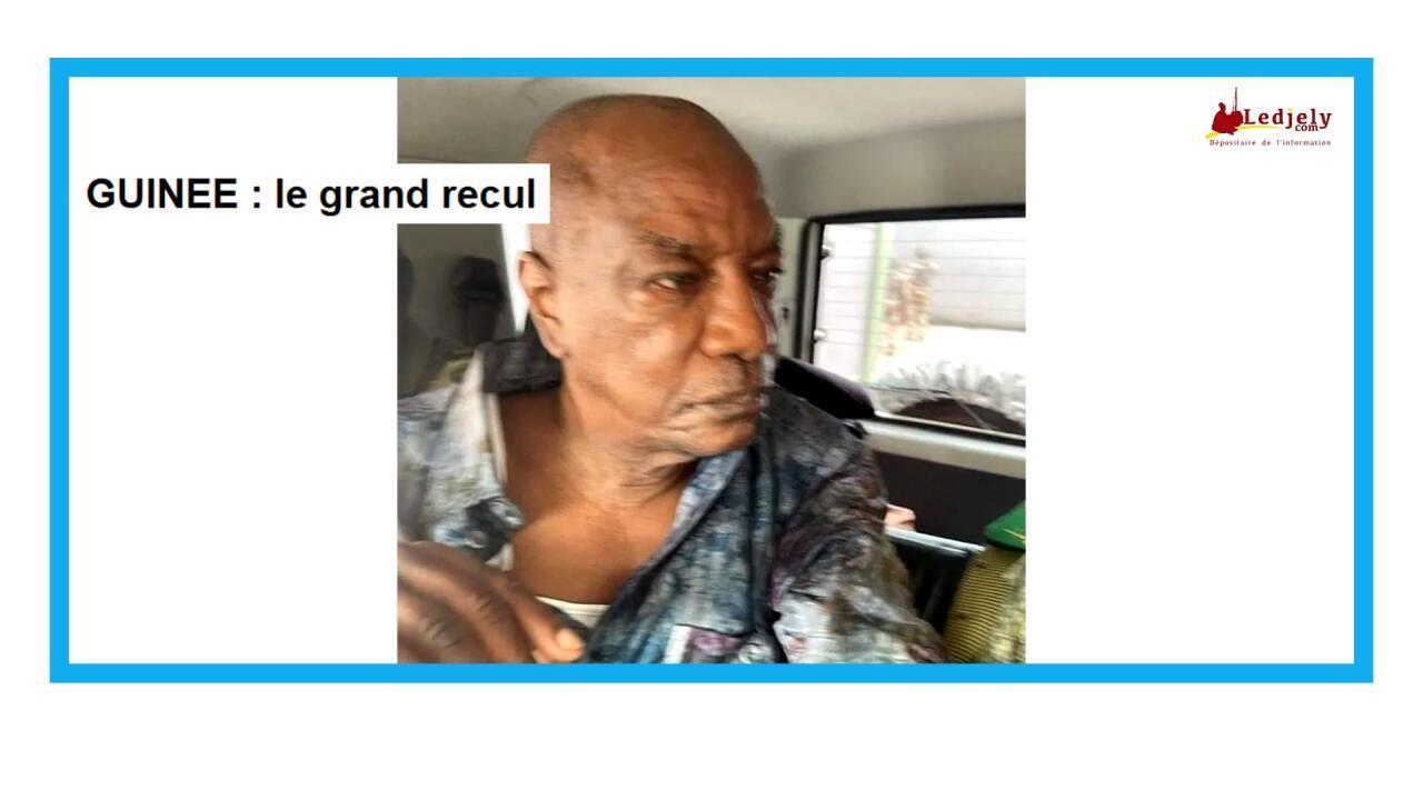 Le président guinéen déposé Alpha Condé