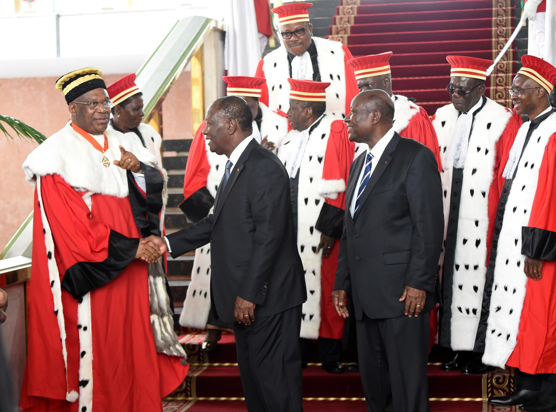 Mamadou Koné Cote d'Ivoire