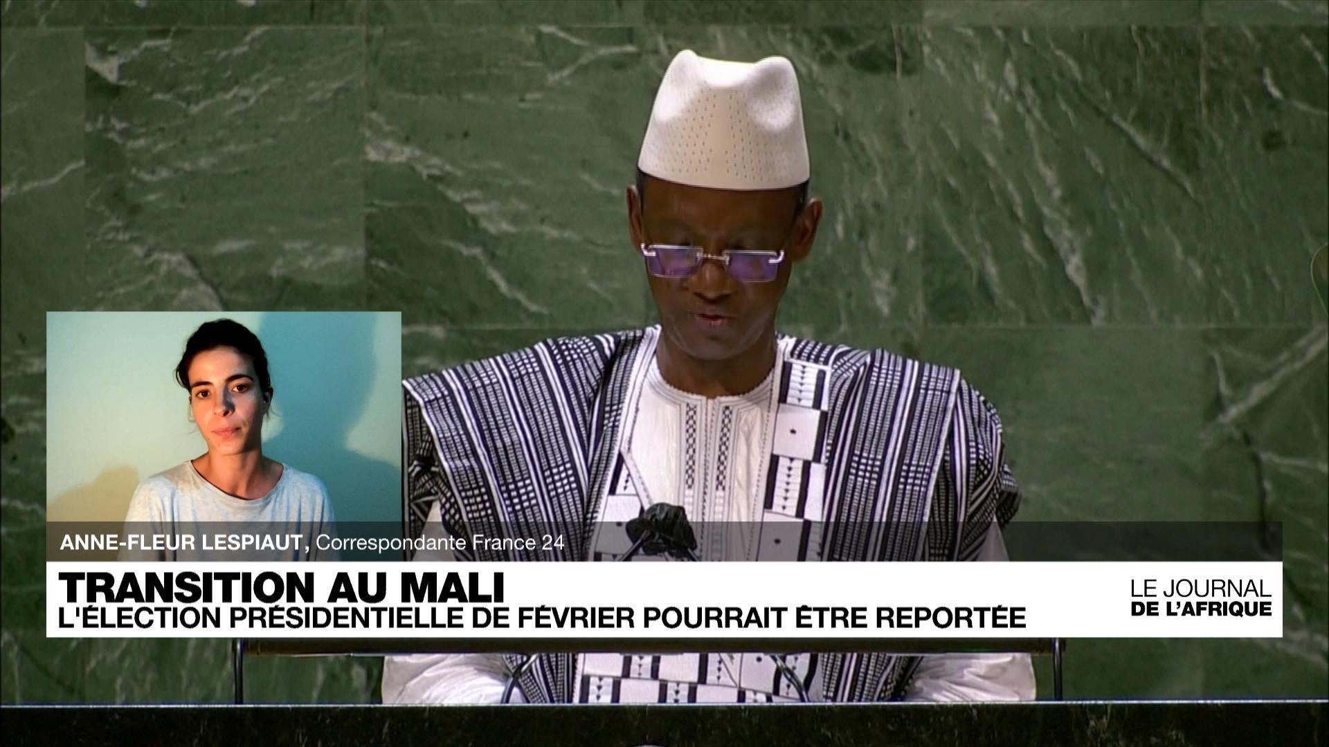 Mali : réactions partagées après l'annonce d'un possible report de l'élection présidentielle