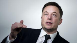 Elon Musk lors d'une conférence à Washington, DC, le 19 juillet 2017.