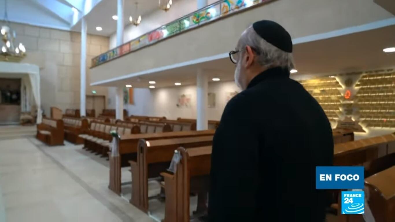 En foco sinagoga