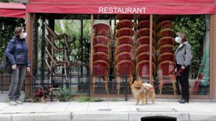 Restaurant-lockdown