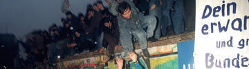 The Berlin Wall: 20 years after the fall