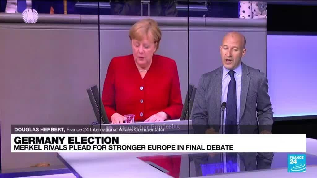 2021-09-24 15:07 Germany readies for election that will end Merkel era