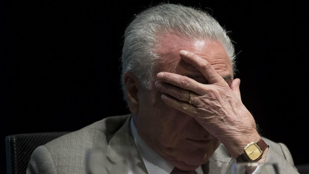 El expresidente brasileño deberá someterse a la justicia por la presunta desviación de fondos destinados a una planta de nergía nuclear en Río de Janeiro.