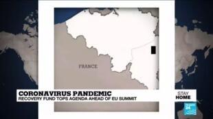 2020-04-23 10:01 EU leaders meet to discuss coronavirus recovery