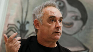 Spanish chef Ferran Adria: 'With all the problems they're talking about, are you likely to go to a restaurant and spend 100 euros?'