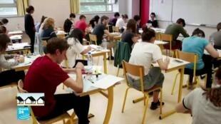 2020-04-03 22:07 فرنسا: وزارة التربية تقرر إلفاء امتحان البكالرويا