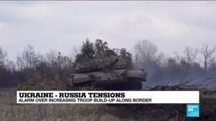 2021-04-15 10:06 Russia-Ukraine tensions: Biden invites Putin to Finland summit