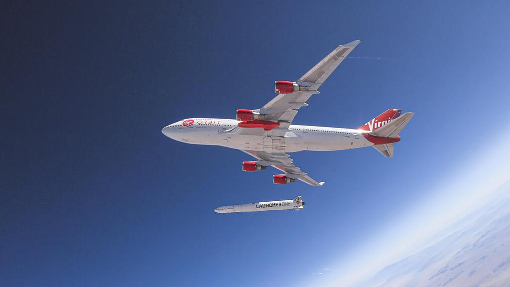 Branson's Virgin Orbit rocket fails on first launch attempt