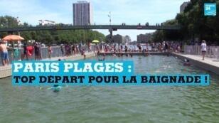 À Paris, il est désormais possible de se baigner dans les bassins de La Villette