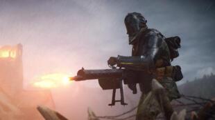 Le jeu vidéo Battlefield 1, qui se déroule durant la guerre de 14-18, est sorti le 21 octobre.