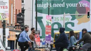 Le référendum sur la libéralisation de l'avortement se tiendra en Irlande le vendredi 25 mai à partir de 7heures.