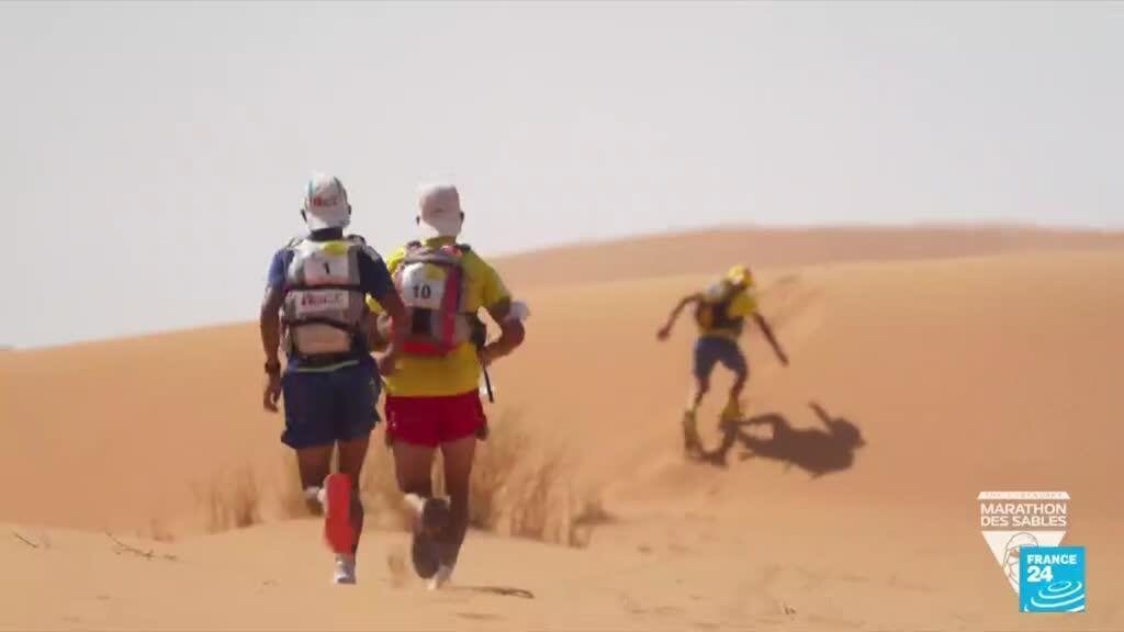 2021-10-08 09:13 La 35e édition du marathon des sables se veut éco-responsable