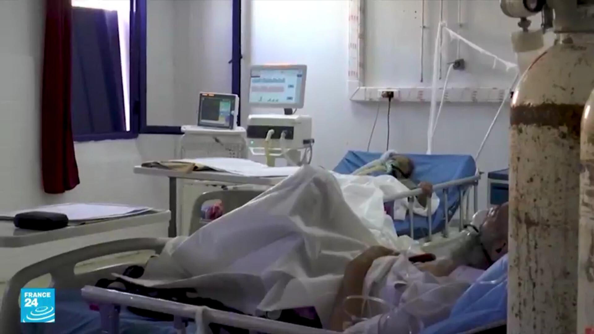 صعوبات في الحصول على الأكسيجين في الجزائر وسط ارتفاع الإصابات بفيروس كورونا
