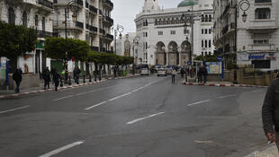 شوارع العاصمة الجزائرية - أرشيف