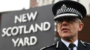 نائب قائد الشرطة البريطانية بالوكالة ورئيس وحدة مكافحة الإرهاب مارك راولي